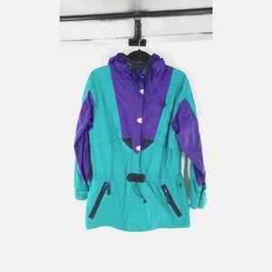 REI Elements Waterproof Pullover Jacket